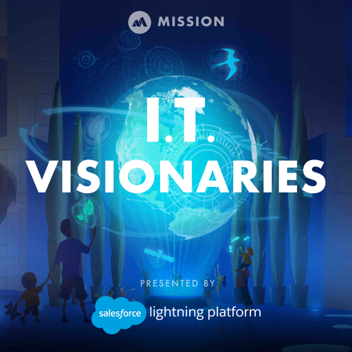 Cover image of IT Visionaries