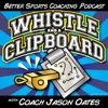 Whistle and a Clipboard- the coaching communities resource artwork