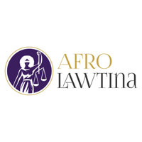 Podcast cover art for Afro_LAWtina