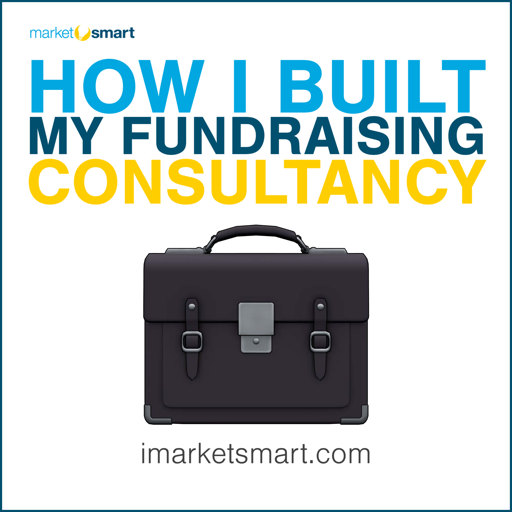 Cover image of How I Built My Fundraising Consultancy - the stories behind the people driving results in the nonprofit sector