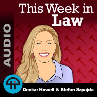 This Week in Law (MP3)