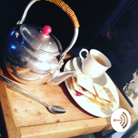 Tea Time With James St. James podcast