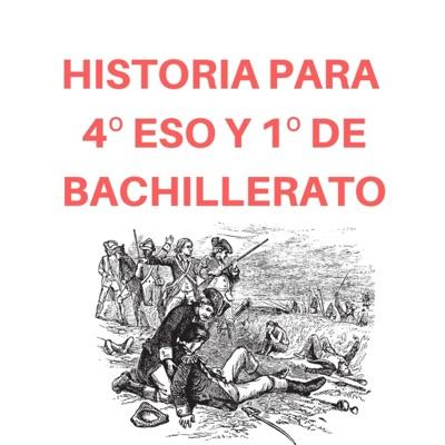 Historia contemporánea para 4ºESO y 1ºBACH