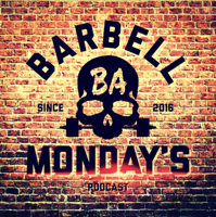Barbell Monday's podcast