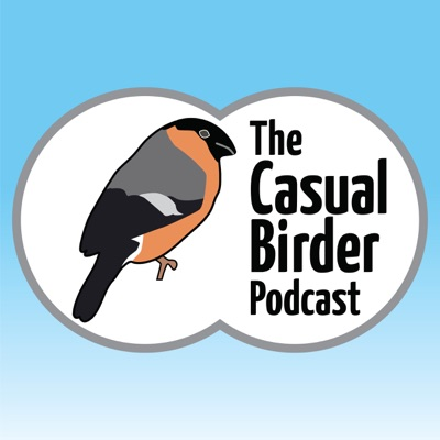 The Casual Birder Podcast:Suzy Buttress