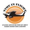 Time in Flight artwork