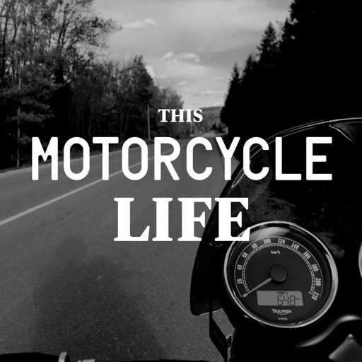 Cover image of This Motorcycle Life Podcast