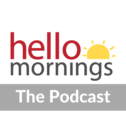 Cover image of The Hello Mornings Podcast