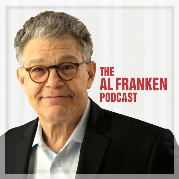 The Al Franken Podcast banner image