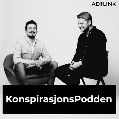 Konspirasjonspodden:GuttaSjøl og ADLINK