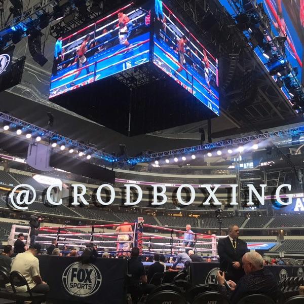 C Rod on Boxing