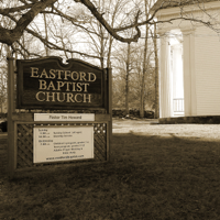 Eastford Baptist Church Podcasts podcast