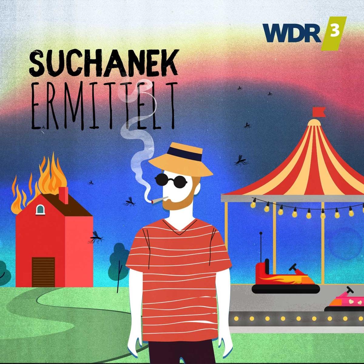 WDR 3 Hörspiel: Suchanek ermittelt
