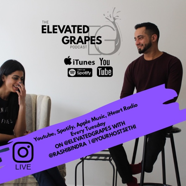 Elevated Grapes Podcast - Fashion Chats