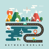 Podcast cover art for Between Worlds