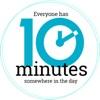 10 min a day artwork