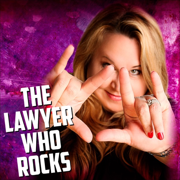 The Lawyer Who Rocks banner backdrop