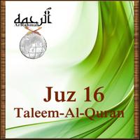 Taleem-Al-Quran Juz 16 podcast