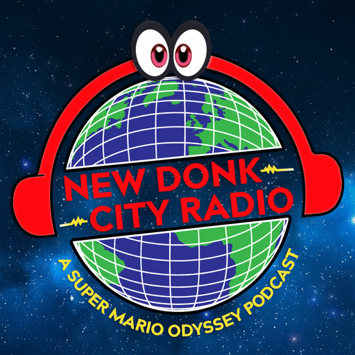 Cover image of New Donk City Radio: A Super Mario Odyssey Podcast
