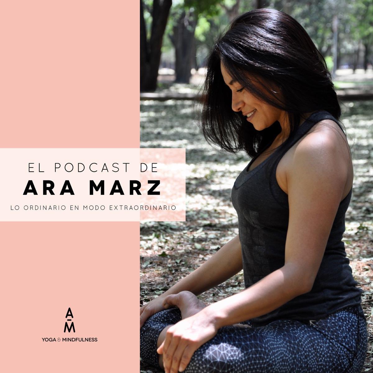 El podcast de Ara Marz.