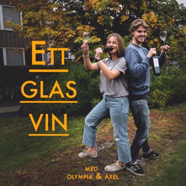 Ett Glas Vin Med Axel & Olympia