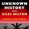 Unknown History with Giles Milton artwork