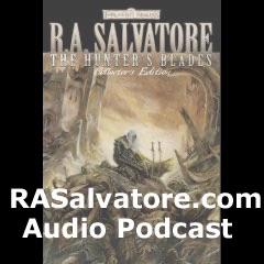 RASalvatore.com Audio Podcasts