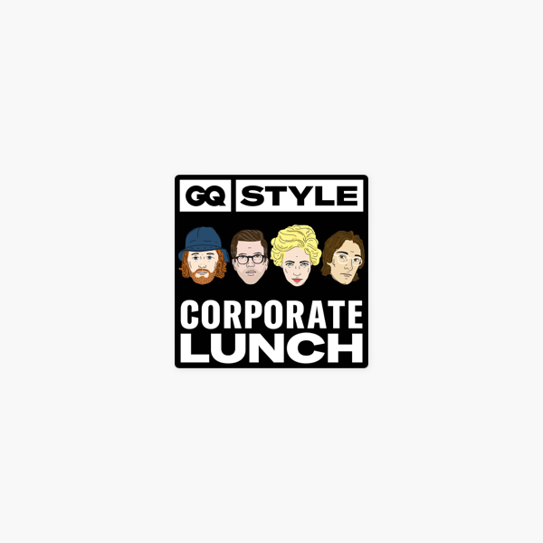 Corporate Lunch on Apple Podcasts