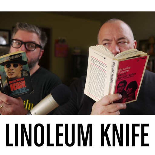 Cover image of Linoleum Knife