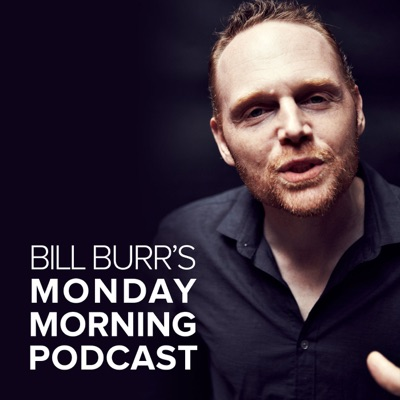 Monday Morning Podcast:All Things Comedy | Wondery