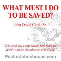 What Must I Do To Be Saved? podcast