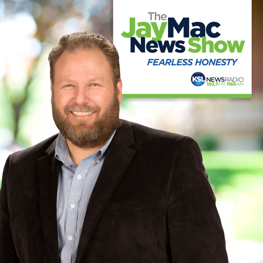 Cover image of The Jaymac News Show