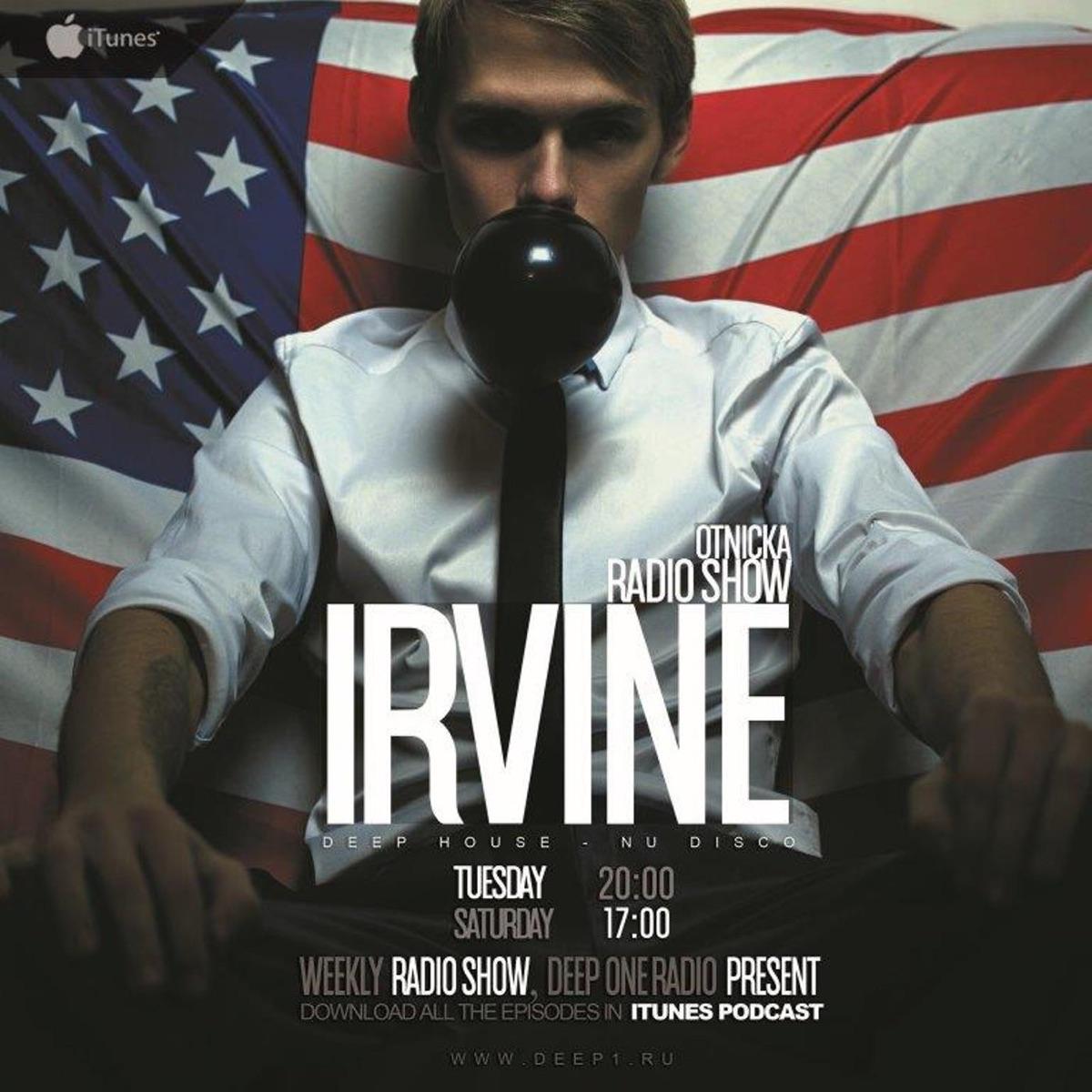 Otnicka - Irvine Radio Show #179 (20.11.2018) (179)