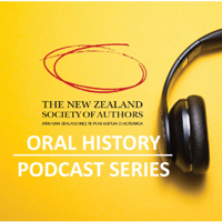 NZ Society of Authors podcast