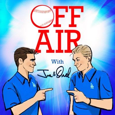 Off Air w/ Joe and Orel:Joe Davis & Orel Hershiser