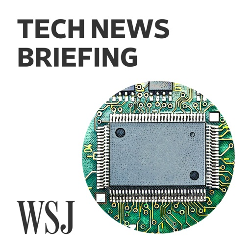 Cover image of WSJ Tech News Briefing