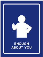 Enough About You podcast