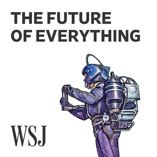 Cover image of WSJ's The Future of Everything