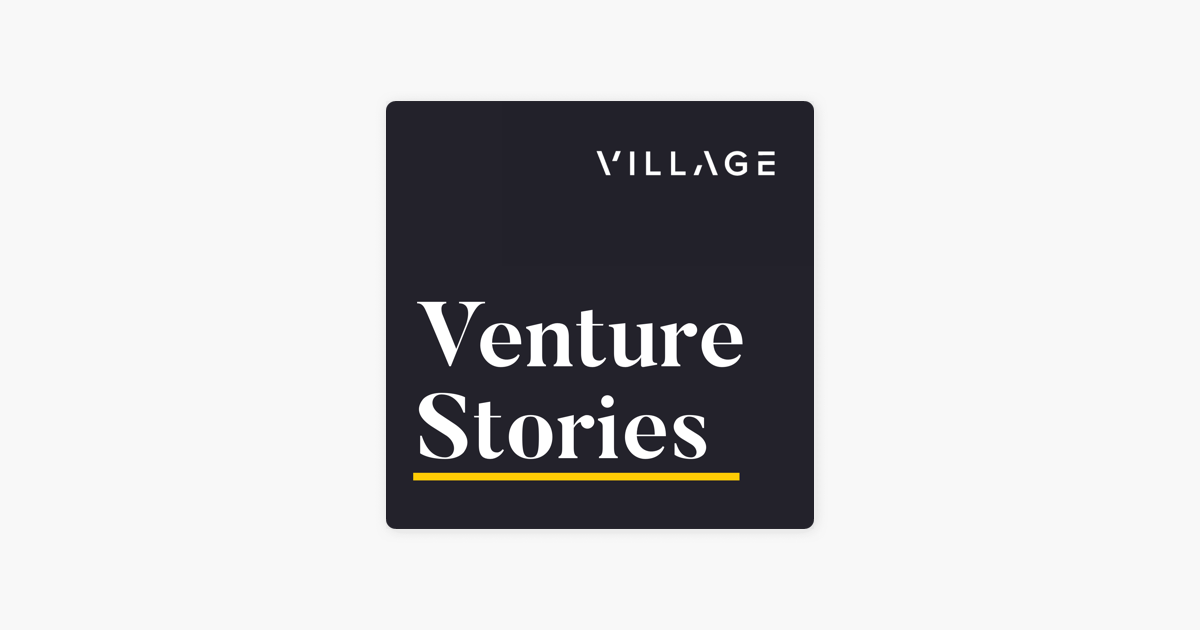 Venture Stories on Apple Podcasts