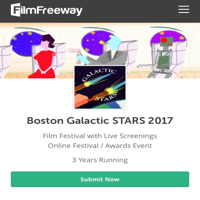 Galactic Stars podcast