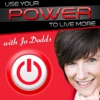 POWER to Live More with Jo Dodds artwork