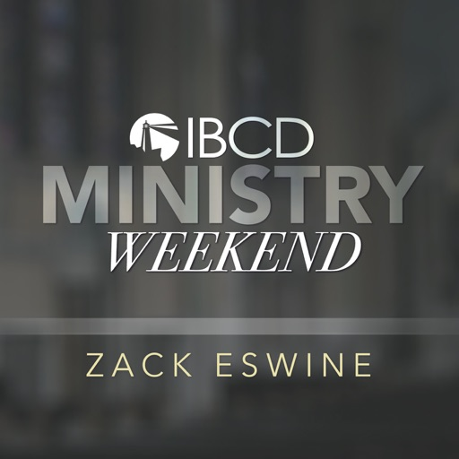 Cover image of Ministry Weekend 2017 – IBCD