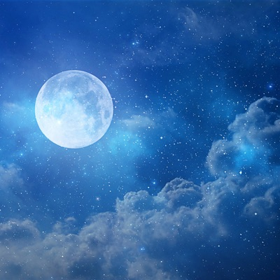 Manx Sky at Night