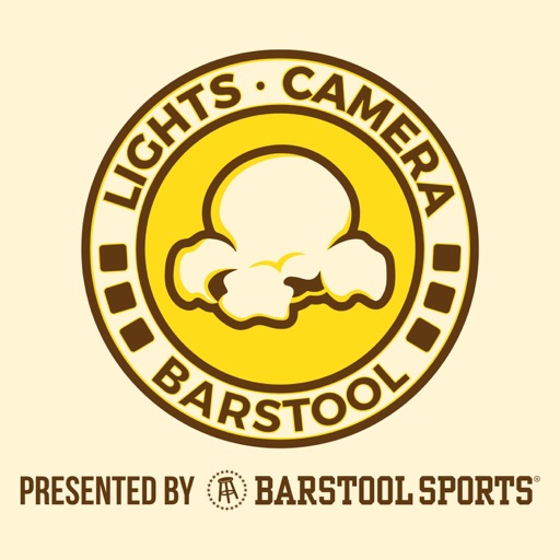 Cover image of Lights Camera Barstool
