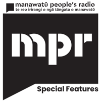 Special Features podcast