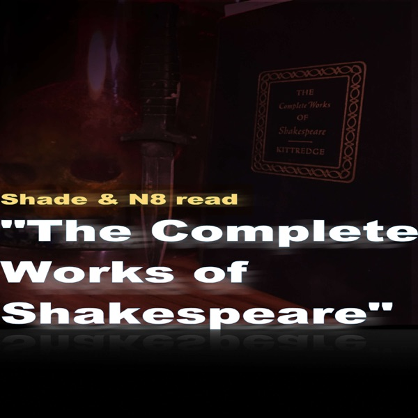 """Shade & N8 read """"The Complete Works of Shakespeare"""""""