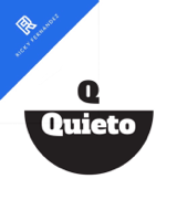 Podcast cover art for Quieto