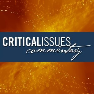 Critical Issues Commentary Radio