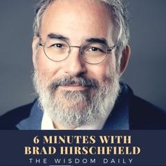 6 Minutes With Brad Hirschfield: Politics and culture through a spiritual lens