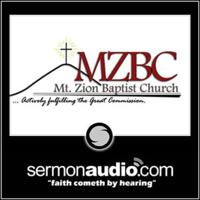 Mt. Zion Baptist Church podcast